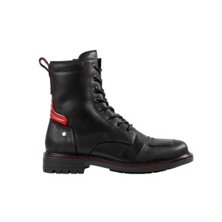 XPD X-GOODWOOD BOOTS - BLACK RED