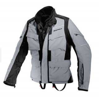 SPIDI VENTURE H2OUT JACKET - GREY