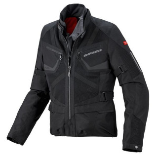SPIDI VENTAMAX H2OUT JACKET - BLACK