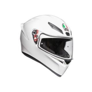 CASCO AGV K1 SOLID - PEARL WHITE