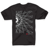 ALPINESTARS SPOKES TEE - BLACK