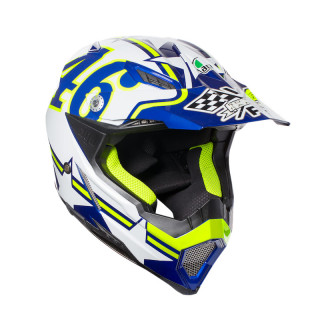 CASCO AGV AX-8 EVO RANCH