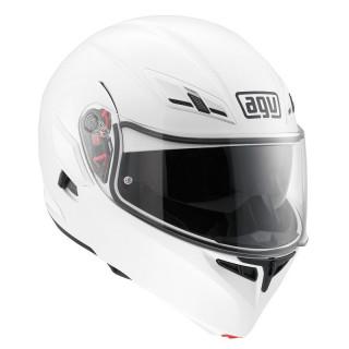 AGV COMPACT ST MONO - WHITE
