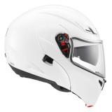 AGV COMPACT ST MONO WHITE - SIDE