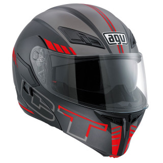 AGV COMPACT ST SEATTLE - RED