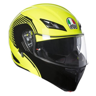 AGV COMPACT ST VERMONT - FLUO