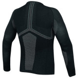 DAINESE D-CORE NO-WIND DRY TEE LS BLACK ANTHRACITE - BACK