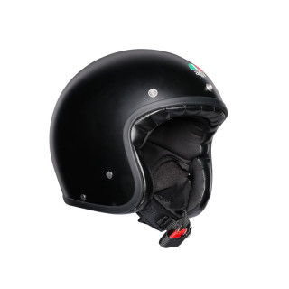CASCO AGV X70 SOLID - MATT BLACK