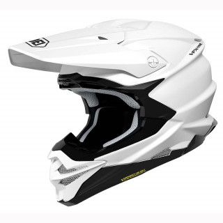 SHOEI VFX-WR PLAIN - WHITE
