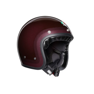 CASCO AGV X70 TROFEO - PURPLE RED
