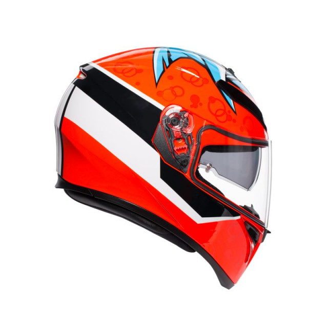 AGV K-3 SV ATTACK - SIDE