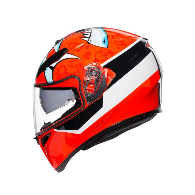 AGV K-3 SV ATTACK - SIDE 2