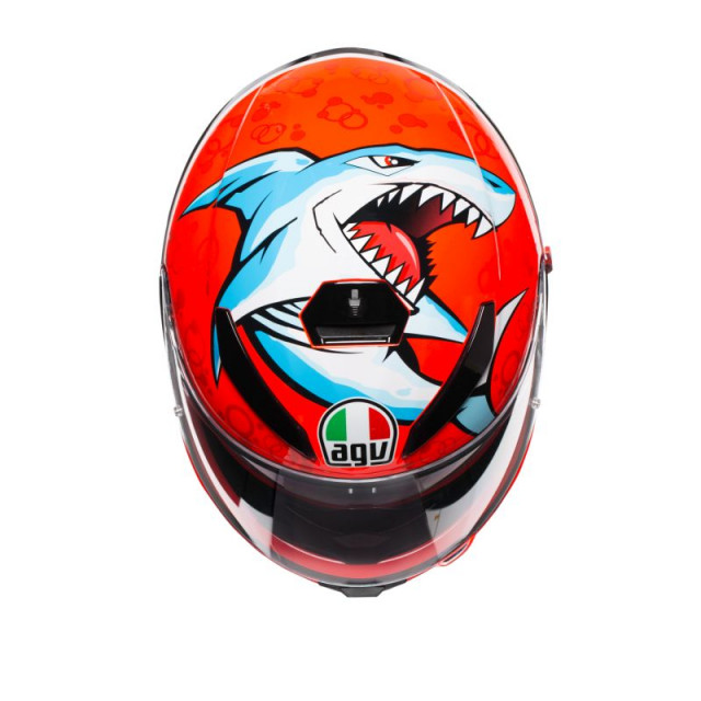 AGV K-3 SV ATTACK - UPPER