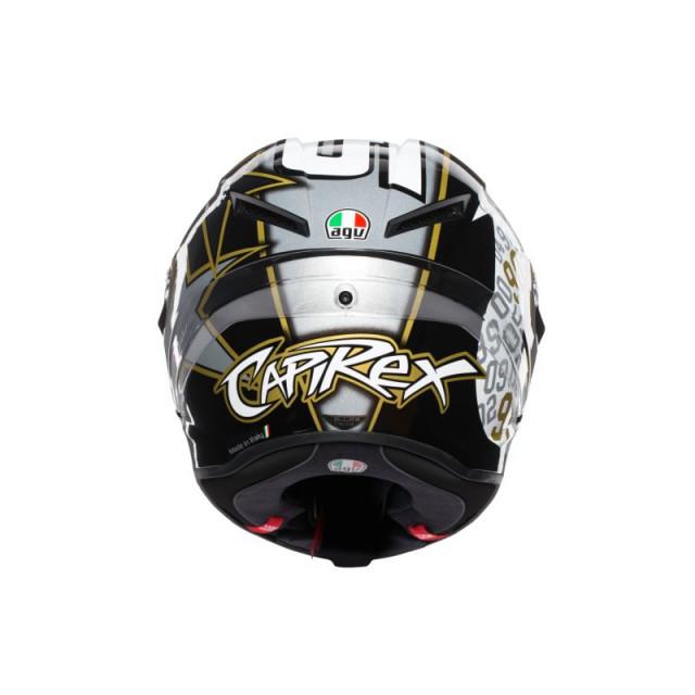 CASCO AGV CORSA R REPLICA CAPIREX - BACK