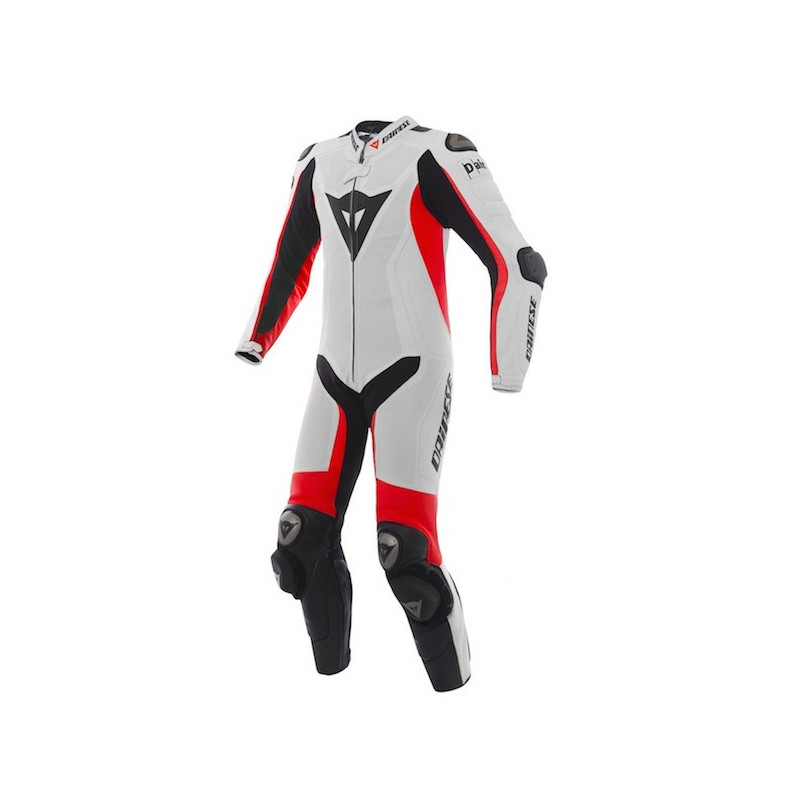 Dainese D-Air Racing Misano Estiva Leather Suit | BurnOutMotor