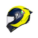 CASCO AGV PISTA GP R REPLICA SOLELUNA 2018 - SIDE 2