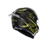 AGV PISTA GP R PROJECT 46 3.0 HELMET - BACK 2