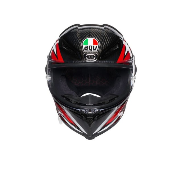 AGV PISTA GP R STACCATA HELMET - FRONT