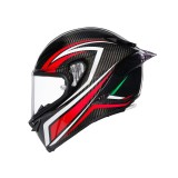 AGV PISTA GP R STACCATA HELMET - SIDE