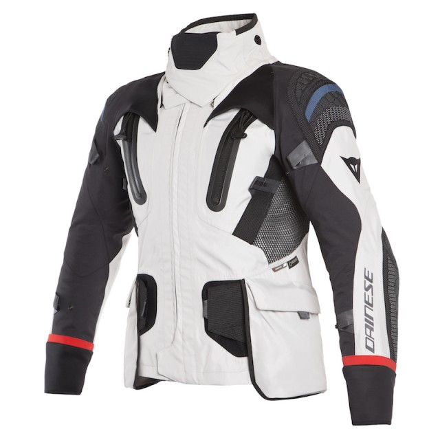 DAINESE ANTARTICA GORE-TEX JACKET - Light Gray-Black