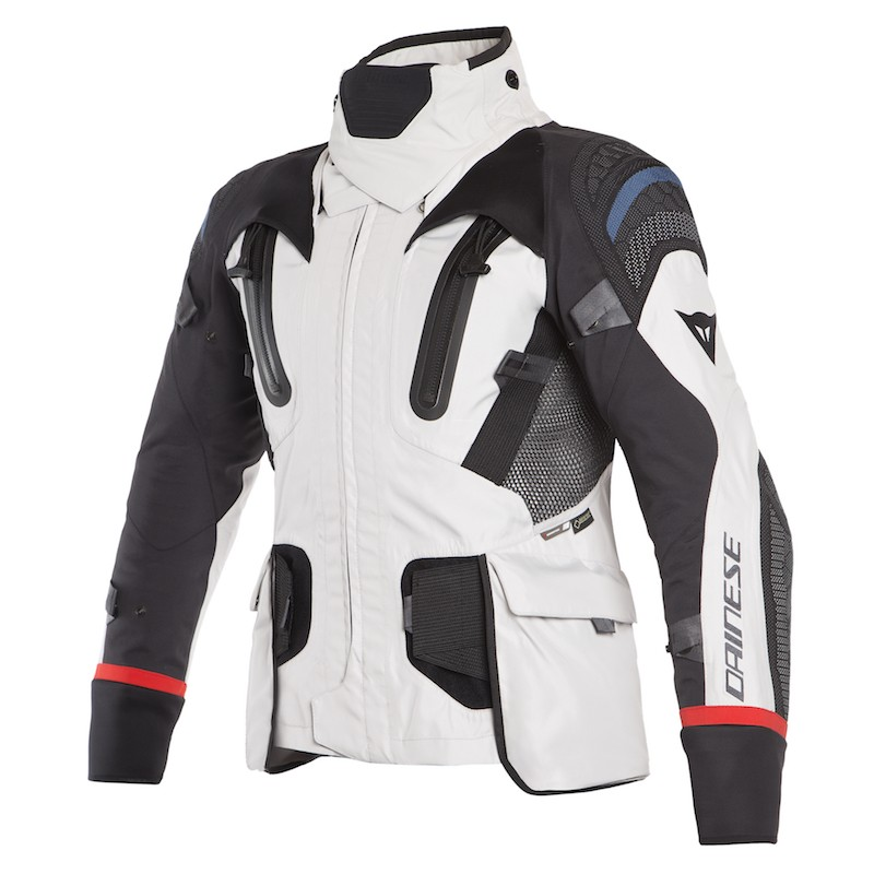 GIACCA DAINESE ANTARTICA GORE-TEX JACKET - Light Gray-Black