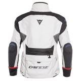 DAINESE ANTARTICA GORE-TEX JACKET - Light Gray-Black - BACK