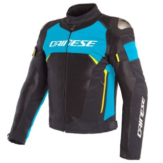 DAINESE DINAMICA AIR D-DRY JACKET - FIRE BLUE