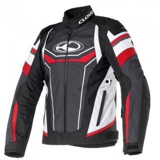 CLOVER AIRBLADE 3 JACKET - RED