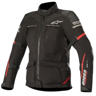 ALPINESTARS STELLA ANDES PRO TECH-AIR DRYSTAR JACKET - Black-Red