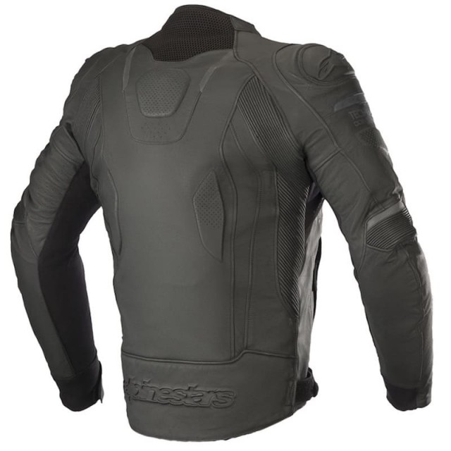 GIACCA PELLE ALPINESTARS SPECTER TECH-AIR LEATHER JACKET - RETRO