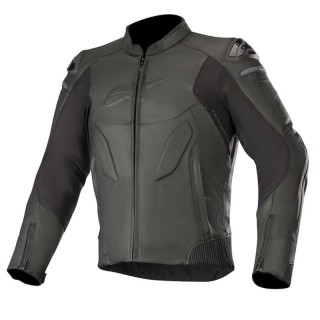 GIACCA ALPINESTARS CALIBER LEATHER JACKET
