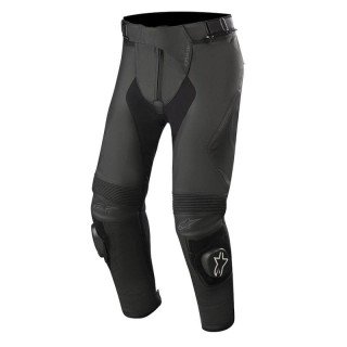 PANTALONI ALPINESTARS MISSILE V2 LEATHER PANTS - Black