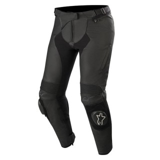 ALPINESTARS STELLA MISSILE V2 LEATHER PANTS - Black