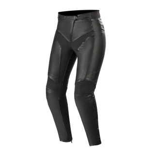 ALPINESTARS VIKA V2 WOMEN'S LEATHER PANTS - Black