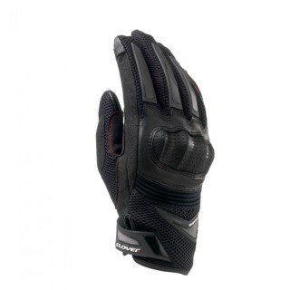 CLOVER RAPTOR PLUS GLOVES - BLACK