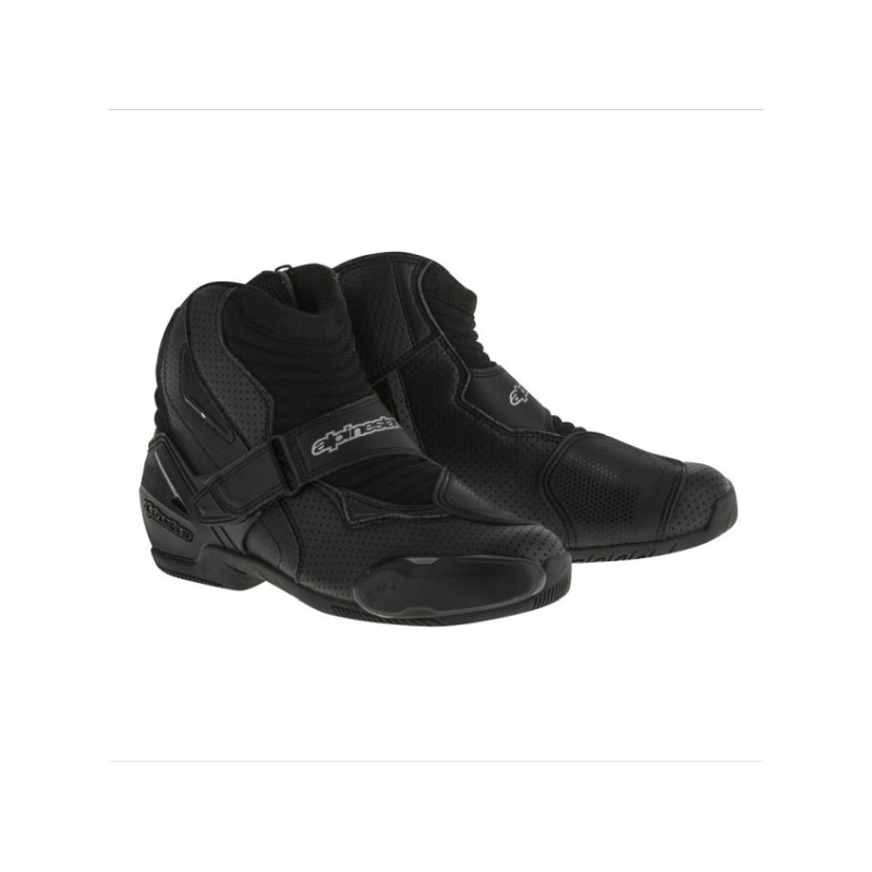 ALPINESTARS SMX-1 R VENTED BOOT - BLACK