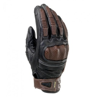 CLOVER KVS GLOVES - BROWN
