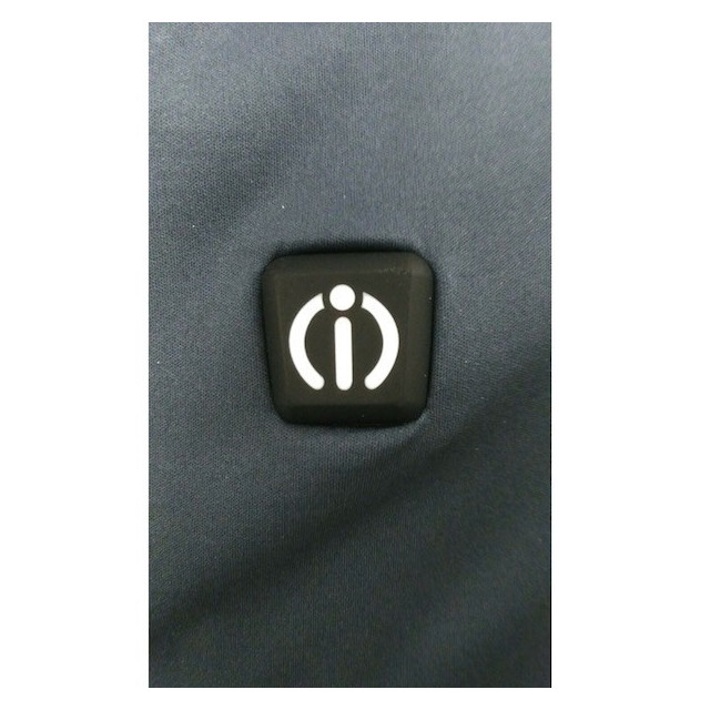 KLAN HEATING TROUSERS - TOUCH DETAIL