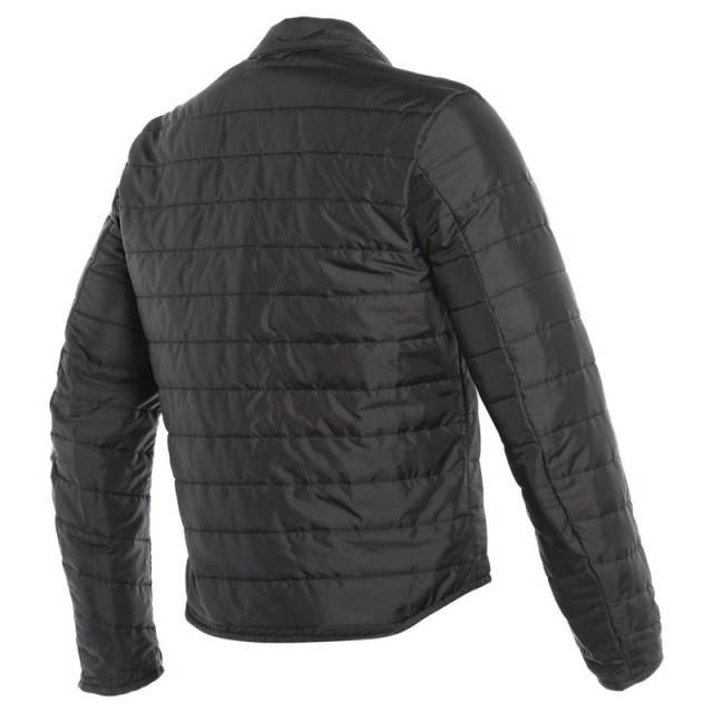 DAINESE 8-TRACK LEATHER JACKET - Thermal Liner - BACK