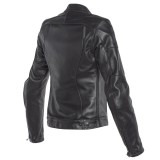 GIACCA DAINESE NIKITA 2 LADY LEATHER JACKET - RETRO
