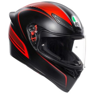 AGV K1 WARMUP - RED