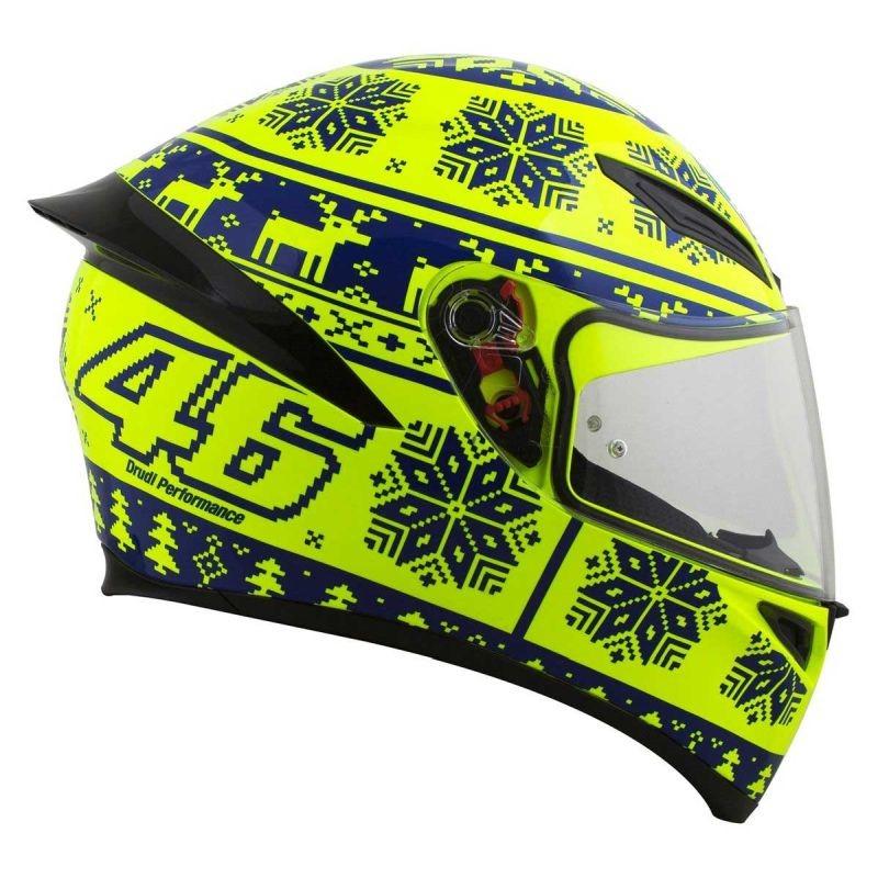 Agv K1 Winter Test 2015 Helmet Burnoutmotor