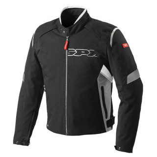 SPIDI FLASH H2OUT JACKET - NERO-GRIGIO