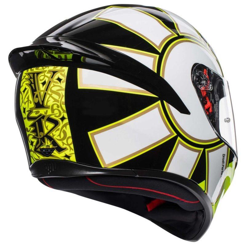 Agv K1 Gothic 46 Helmet