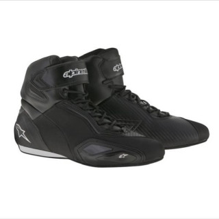 ALPINESTARS FASTER-2 SHOE - BLACK