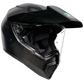 AGV AX-9 MATT CARBON