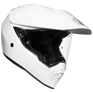 AGV AX-9 PLAIN - WHITE