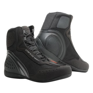 DAINESE MOTORSHOE D1 AIR SHOES - Black-Anthracite