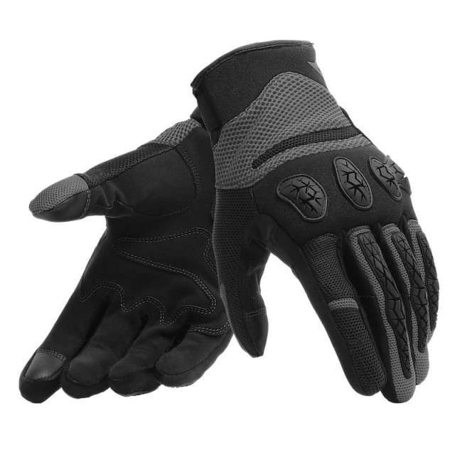 GUANTI DAINESE AEROX UNISEX GLOVES - BLACK-ANTHRACITE