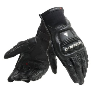 DAINESE STEEL-PRO IN GLOVES - BLACK-ANTHRACITE